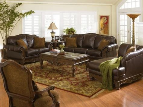 juegos de sala de cuero c mo arreglar los muebles en una peque a sala de estar la sala y. Black Bedroom Furniture Sets. Home Design Ideas