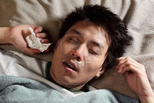 Tips agar Tidur Nyenyak saat Flu