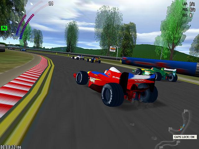 Formula 1 Son Yarışçı Oyunu