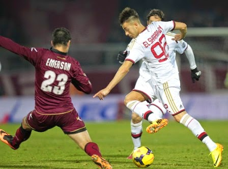 AC Milan vs Livorno