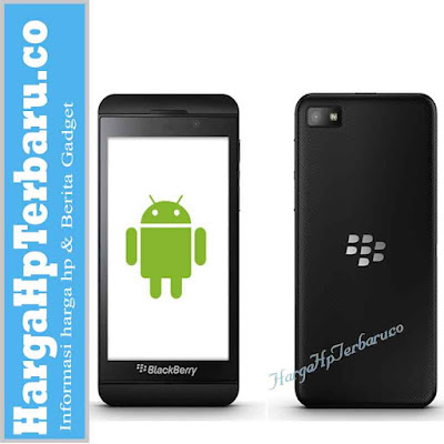 BlackBerry Android Usung Layar Melengkung?