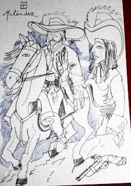 Caballero a cabalo