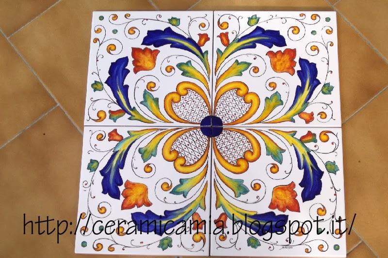 Ceramica che passione mattonelle for Mattonelle maioliche