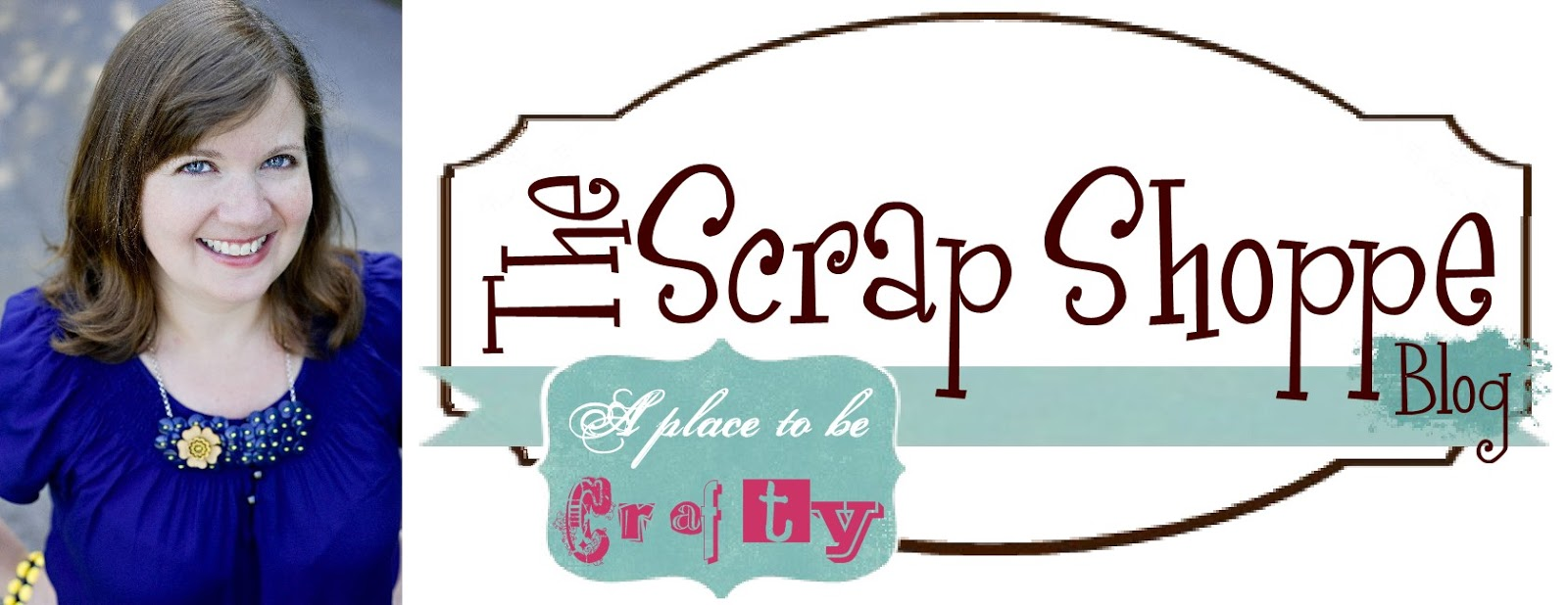 Michele from The Scrap Shoppe Blog