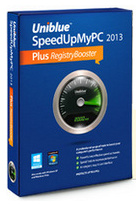 Uniblue SpeedUpMy PC 2013