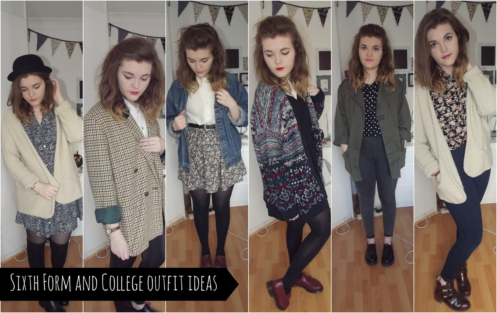 The Lucy Rose Fashion Uk Fashion Blog Sixth Form And College Outfit Ideas