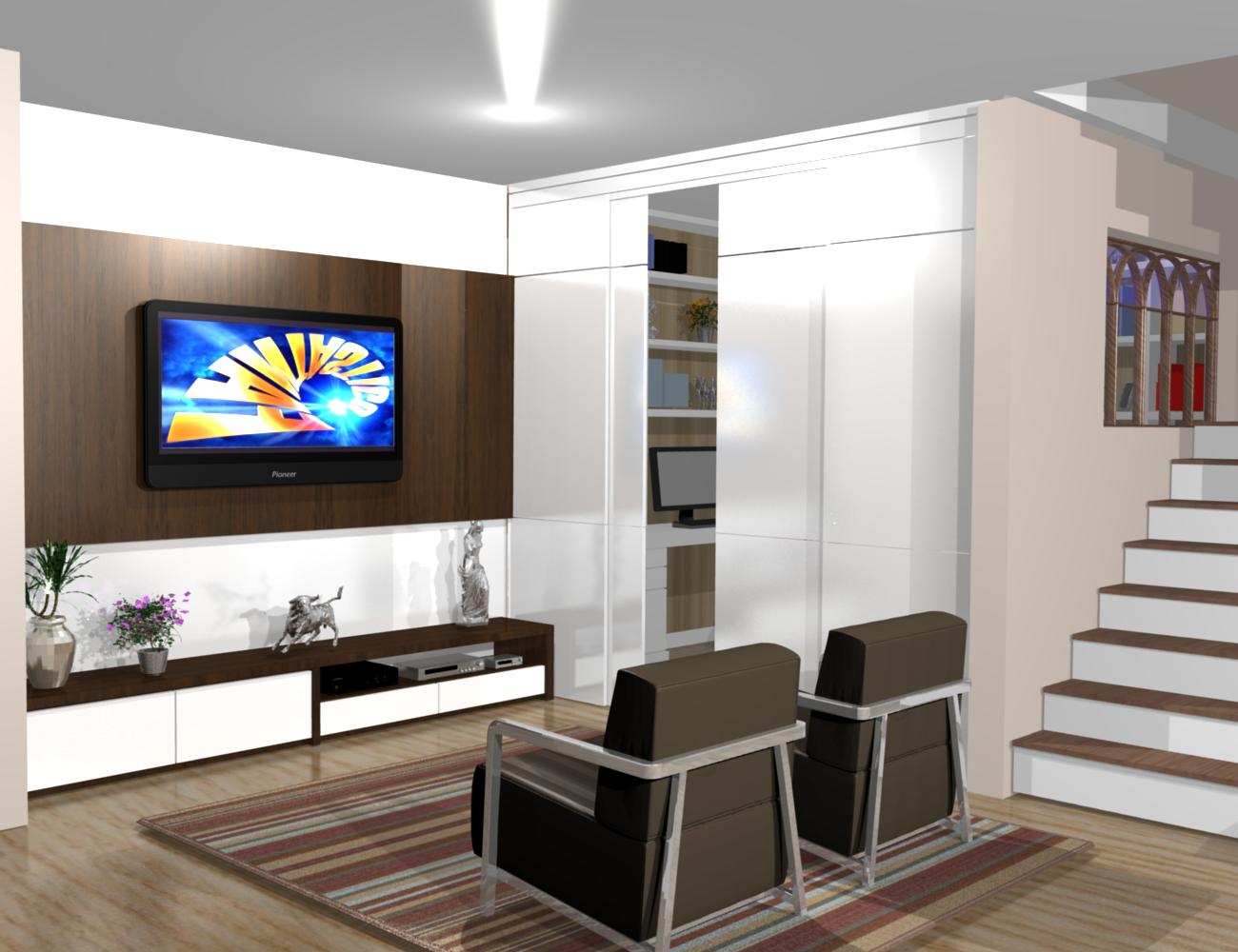 sob medida armários cozinha banheiro decoração painel lcd bar #0751C4 1300 1000