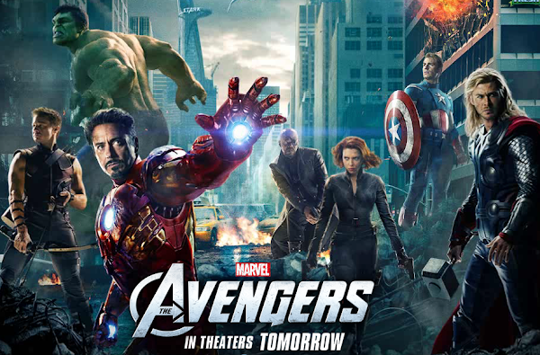 OST The Avengers 2012 Soundtrack
