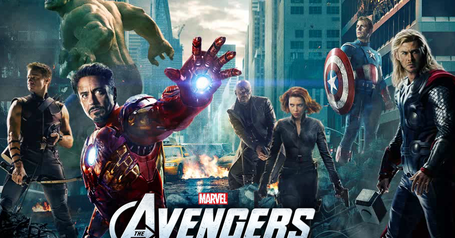 The Avengers (Film Marvel Terbaru)