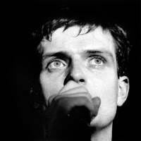 Ian Curtis joy division art sound cold wave
