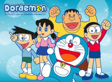Doraemon :P