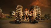 #16 Twisted Metal Wallpaper