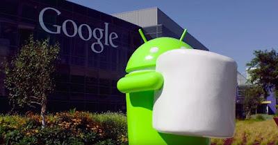 Google Resmi Meluncurkan Android Marshmallow