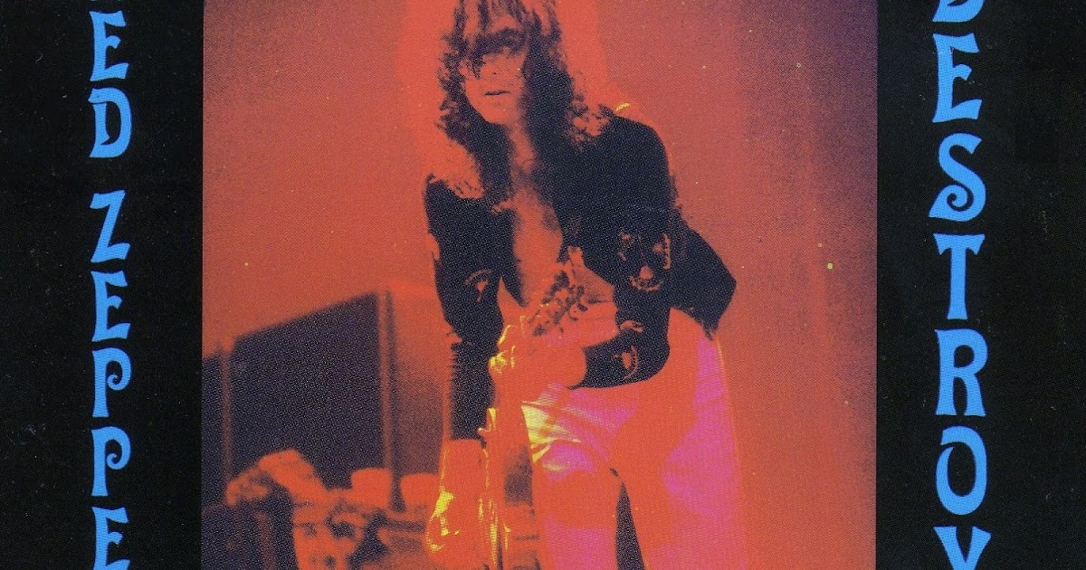 Jazz Rock Fusion Guitar Led Zeppelin 1977 1989