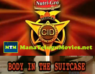 Body in The Suitcase -CID Detective Serial -20th July