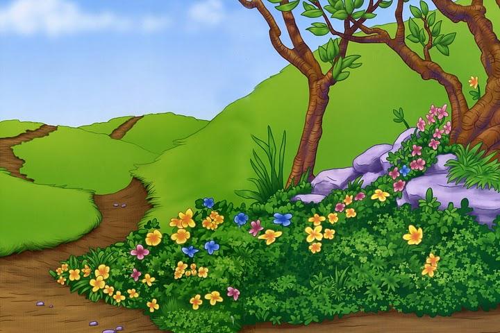 paisajes de bosque para imprimir - Imagenes y dibujos para ...