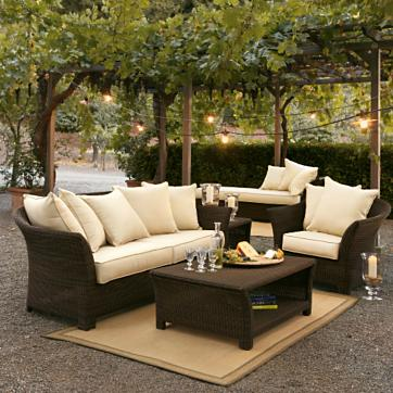 Creativedesign outdoor furniture for your patio for Outdoor patio furniture