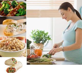 Makanan Nati Mual Untuk Ibu Hamil