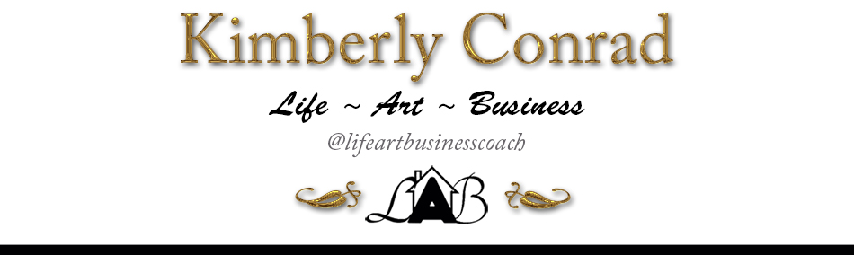 Life-Art-Business Coach Kimberly Conrad