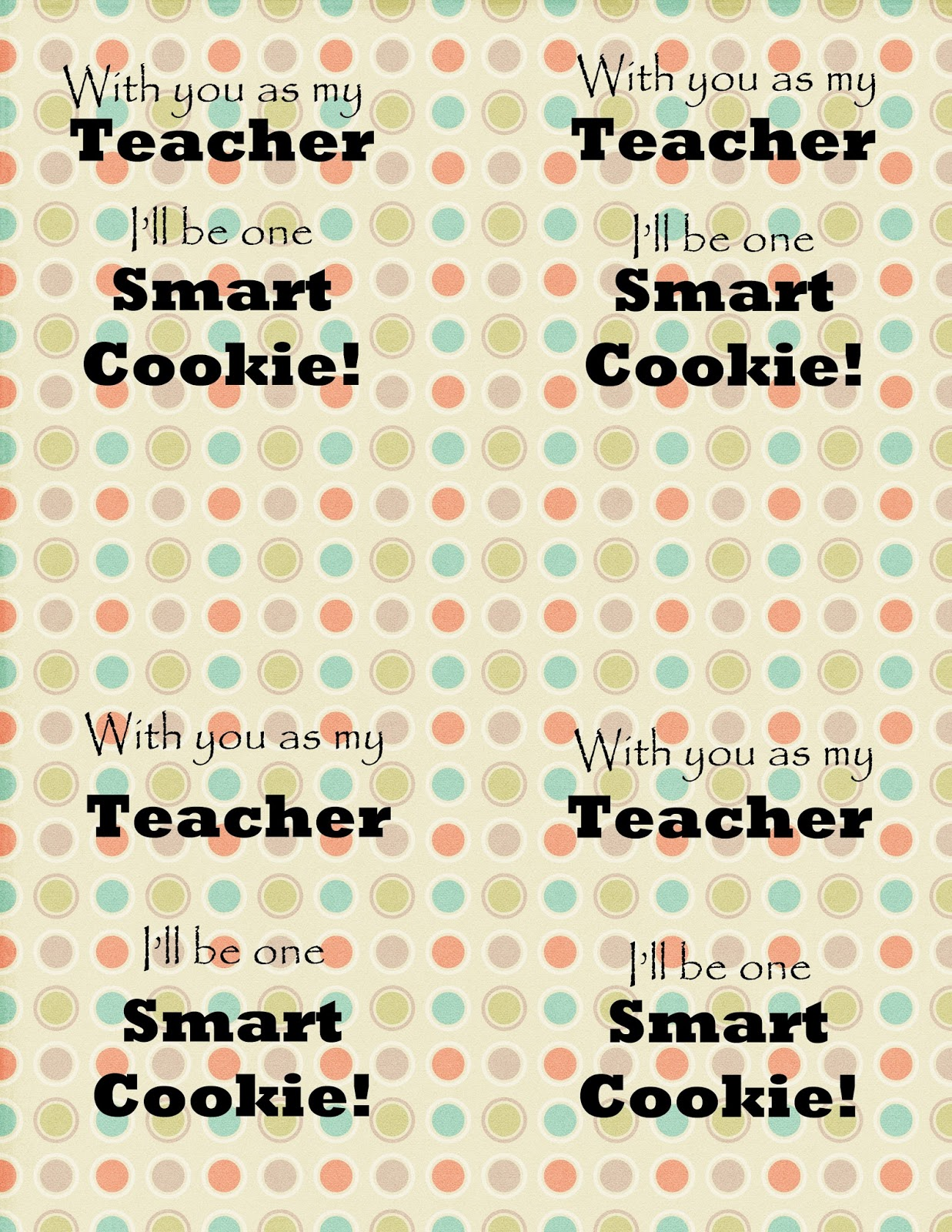gloriously made back to school teacher gift if you would like to make this same treat for your child s teacher you can go below the image below and click the word here to print