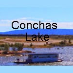 Conchas Lake, New Mexico