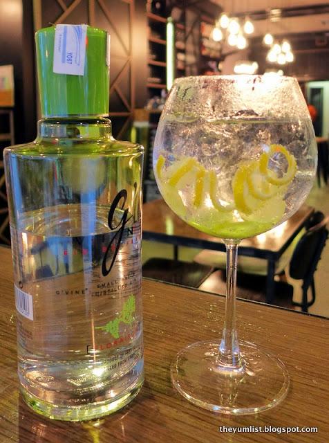 Mercat, Gin Bar, Bangsar