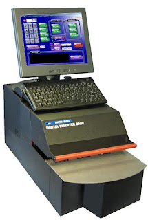 postage meter mailing machine software