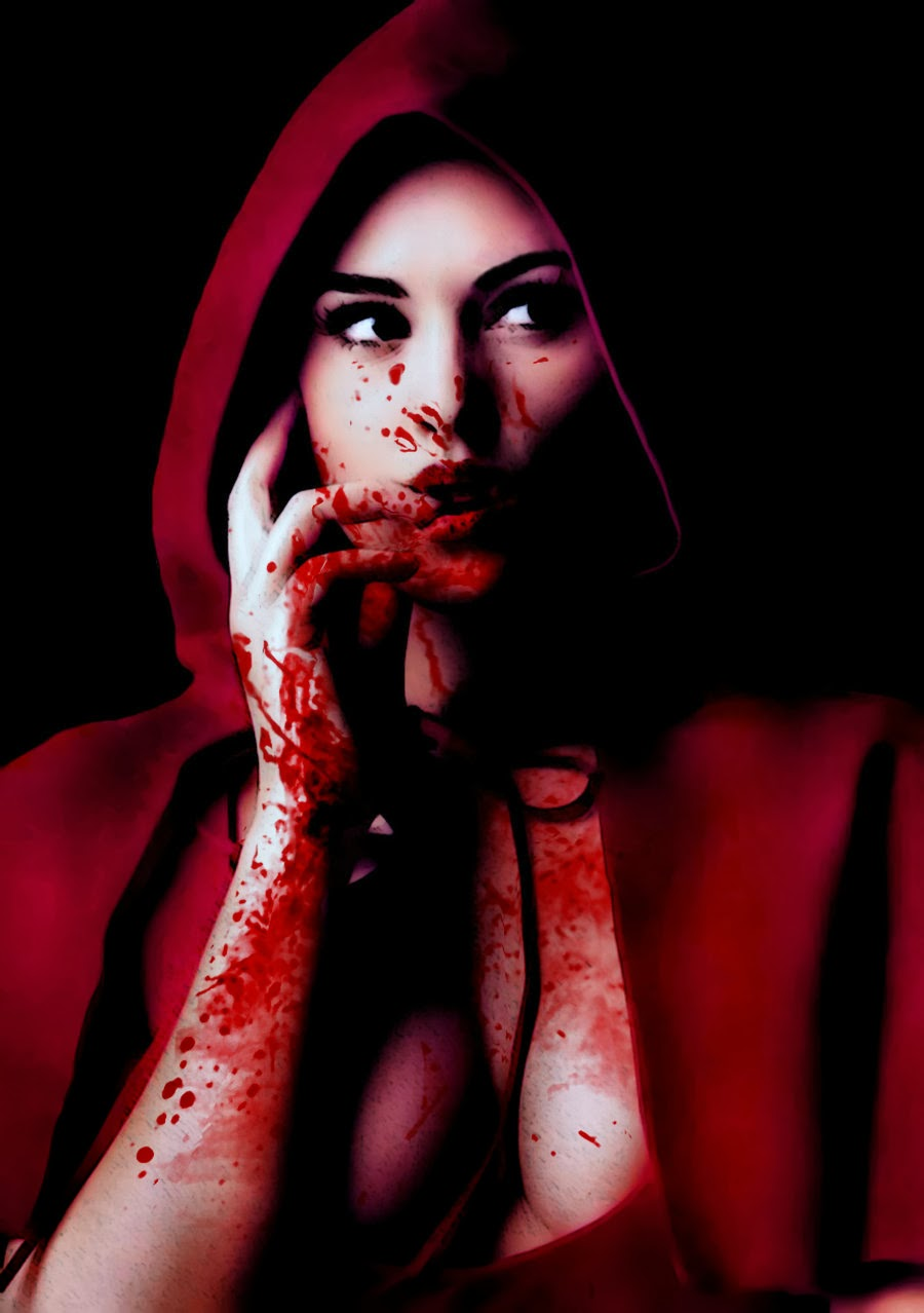 For decades  Disney   s films and series have taught audiences that    Evil Little Red Riding Hood Makeup