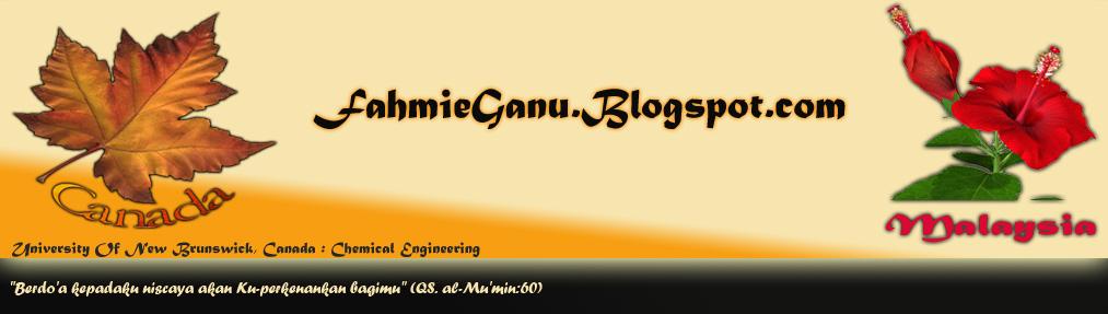 Fahmie @ ganu