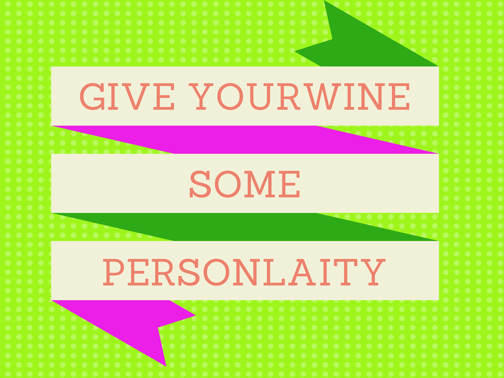 A Personable Wine