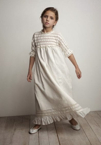 Vestido comunión niña Labubé