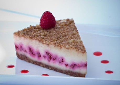 Earth Cafe Cheesecake Review