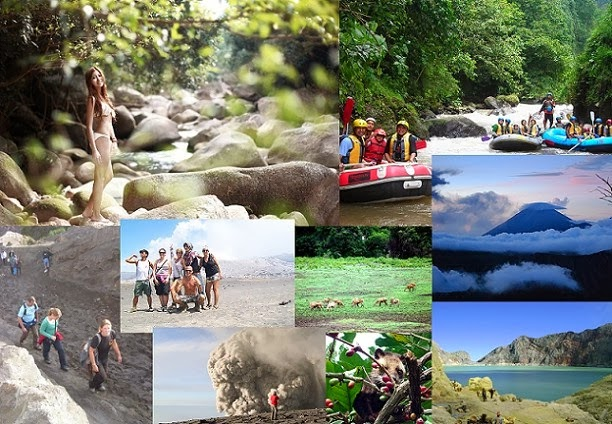 Mt Bromo, Adventure Rafting and Ijen Crater 3 Days / 2 Nights Tour Package