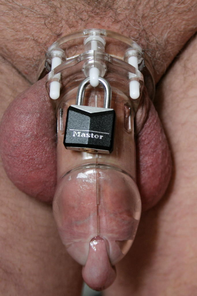 tight chastity cage
