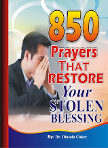850 prayers that restore your stolen blessings