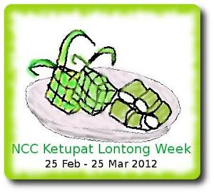 Ketupat-Lontong Week