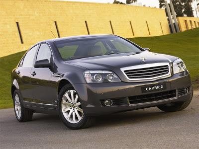 Chevrolet Caprice 2009