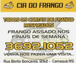 Cia do Frango - Camaquã/RS