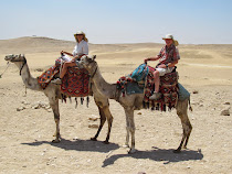 This is how you get around the Pyramids and visit the Sphinx