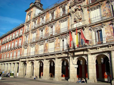 Centro de Turismo de Plaza Mayor. Madrid