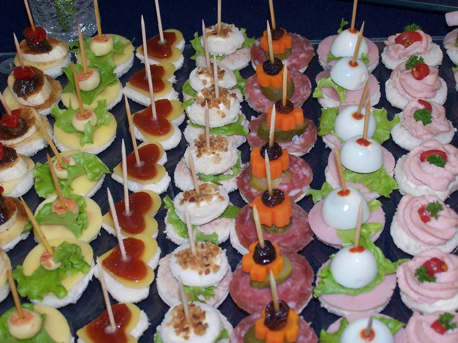 L 39 a glima gourmet entradas e pratos quentes for Canapes para o natal