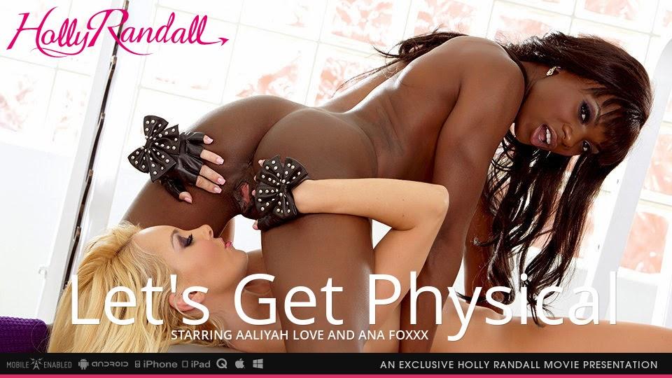 IrgellyRandalk 2014-06-23 Aaliyah Love & Ana Foxxx - Let's Get Physical (HD Video) 07290