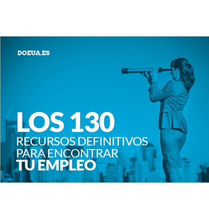 Los 130 recursos definitivos para encontrar tu empleo