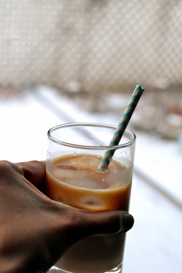 Thai Iced Tea (with Black Tea bags & Star Anise)