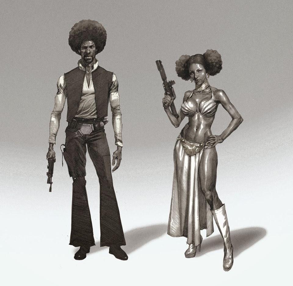 Harlem de las Galaxias 2.0 | LasMilVidas
