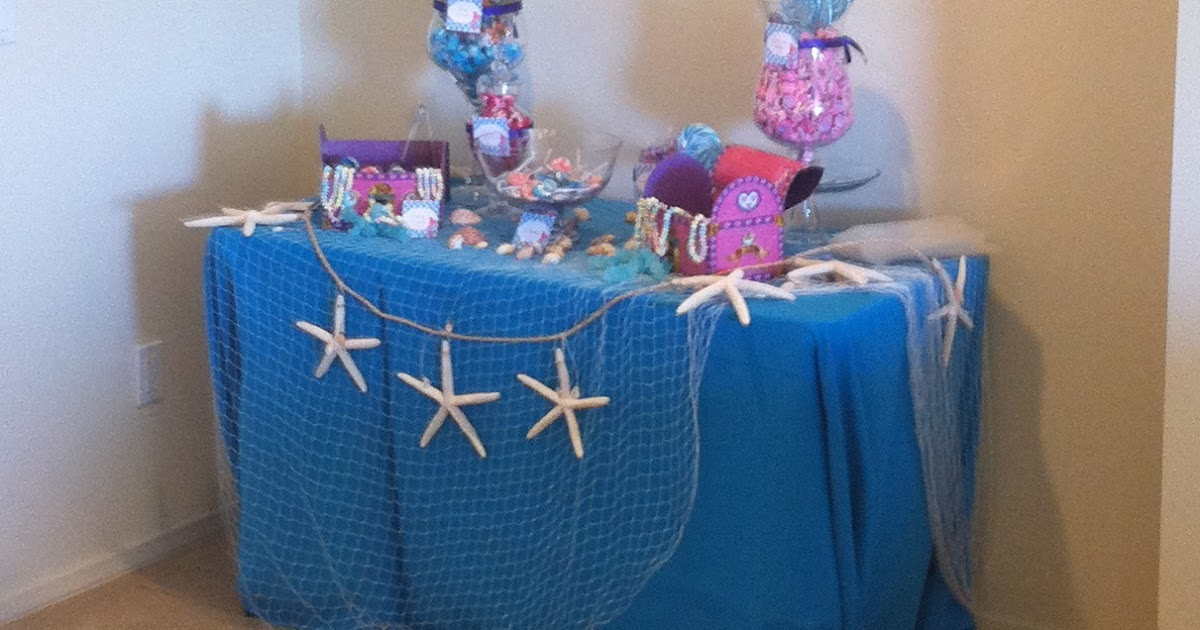 Sweet Sensations Candy Stations: Birthday Candy Buffet ...