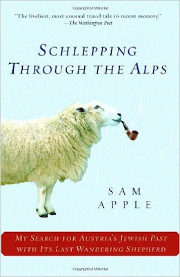 Schlepping through the Alps - Sam Apple