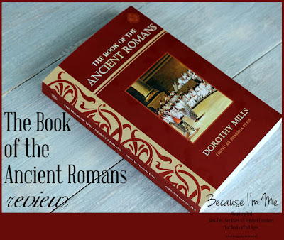 The Book of the Ancient Romans middle school history text and study guides