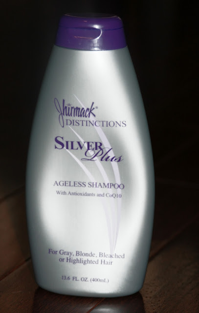 Sliver Plus ageless shampoo