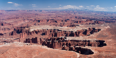 Canyonlands National Park: Monument Basin